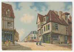 Barday             Louviers        Anciennes Maisons, Rue Du Neubourg       2023 B - Barday