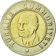 Monnaie, Turquie, New Lira, 2005, Istanbul, TTB, Bi-Metallic, KM:1169 - Turquie