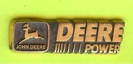Pin John Deere Power - 10X30 - Merken