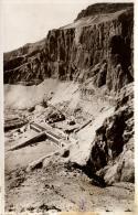 96878 - Egypte  Thebes  Queen  Hatshepsut    Temple   At Deir El Bahari - Egypt