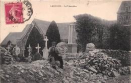 ¤¤  -    LANFAINS    -   Le Cimetière       -  ¤¤ - France