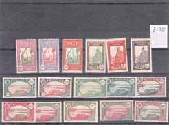Niger 1926-38, NH ,  A1980