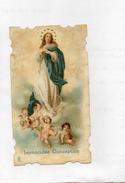 "IMAGE PIEUSE ""Immaculée Conception"" - Religion & Esotérisme"