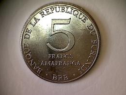 Burundi 5 Francs 1980 - Burundi