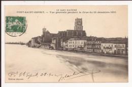 Pont Saint Esprit : Crue Du 12 Décembre 1910 - Pont-Saint-Esprit