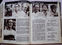 ALMANACH 1951 DE MIROIR PRINT - SPORTS - Calendriers