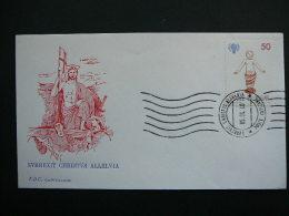 Vatican Vatikan FDC Cover 1980 #  Surrexit Christus Alleluia - FDC