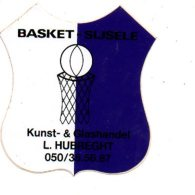 Sticker  Sijsele Basket Basketbal  Autocollant Sport - Sports