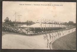 94 Vincennes. Vélodrome Municipal. Piste Et Tribunes Nord - Vincennes
