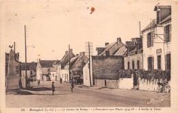 ¤¤   -     24   -   MESQUER - QUIMIAC   -  Le Centre Du Bourg  -  Le Monument Aux Morts 1914-18  -  La Poste  -  ¤¤ - Mesquer Quimiac