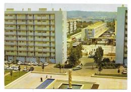 Cpsm: 94 CRETEIL MONT MESLY - Vue Générale Sur Le Centre Commercial (Voitures, Citroen DS, Aronde) 1968 N° 7893 (rare) - Creteil