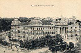 CPA ESPAGNE MADRID Ministerio De Fomento - Madrid