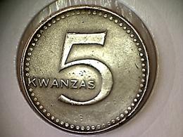 Angola 5 Kwanzas 1975 - Angola
