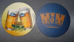 Chisinau Beer Mat / Bierdeckel - Brought From MOLDOVA!!!, Gebracht Aus MOLDAWIEN!!! - Sous-bocks