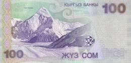 KYRGYZSTAN P. 21 100 S 2002 UNC - Kirghizistan