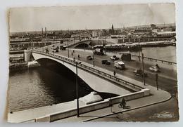 C.P.S.M. (76)  ROUEN  Le Pont Corneille Vers La Rive Gauche    Voir Les Deux Photos - Rouen