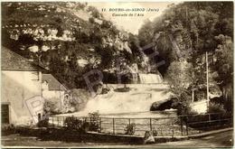 Bourg-de-Sirod (39) - Cascade De L'Ain - Andere Gemeenten