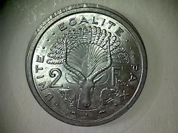 Djibouti 2 Francs 1977 TTB - Djibouti