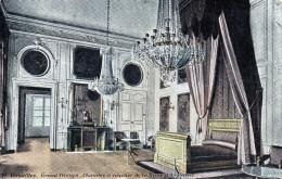 78 Versailles Grand Trianon Chambre à Coucher De La Reine D´Angleterre - Versailles (Château)