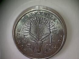 Djibouti 5 Francs 1986 TTB - Djibouti