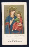 Calendarietto 1964 Santuario Della Consolata - Torino -S603 - Calendari