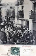 Fuenterrabia En 1905  - Viernes Santo El Sepulero - Cantabria (Santander)
