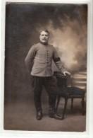 WWI - 1915 - VIENNE - 13 EME REGIMENT - CARTE PHOTO MILITAIRE - Guerre 1914-18