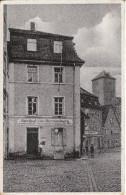 Würzburg, - Gasthof Zur Meesenburg ( Verlag A. Rupprath, Frankfurt) Bild Nr. 396 - Würzburg