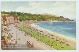 Queens Promenade And Onchan Head, Douglas - Art Colour - Isle Of Man