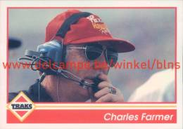 Charles Farmer - Automobile - F1