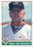 Papa Joe Hendrick - Automobile - F1
