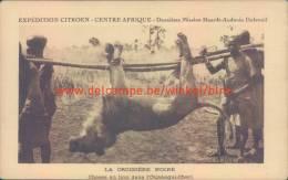 Expédition Citroen Centre Afrique Mission Haardt-Audouin Dubreuil - Centrafricaine (République)