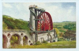 Water Wheel, Laxey, I.O.M. - Art Colour - Isle Of Man