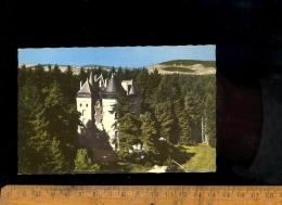 NOIRETABLE Loire 42 : Le Château De La Croix Guirande 1966 - Noiretable