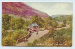 Ballig Bridge On The Glen Helen Road, I.O.M. - Art Colour - Isle Of Man