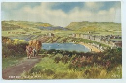 Port Erin, Isle Of Man - Art Colour - Isle Of Man