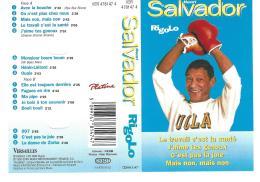 Henri SALVADOR K7 N° VER 478147 4   DE 1995 .voir Image 2 . - Audiokassetten