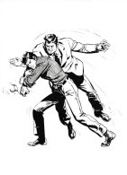 MARCELLO. OLLIVIER. Carte Postale Docteur Justice. Ed. PIF GADGET. Années 70 - Cartoline Postali
