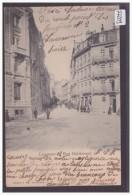 LAUSANNE - RUE HALDIMAND - TB - VD Vaud