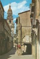 PV45 - POSTAL - SANTIAGO DE COMPOSTELA - RUA DEL VILLAR - La Coruña
