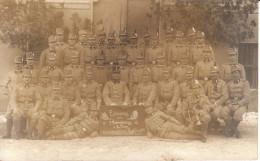 Erinnerungs - Foto Vom II. Rekrutenzug Der 2. Kompanie K.K. Landesschützen - Rgt. Trient Nr. 1, 1912 - Army & War