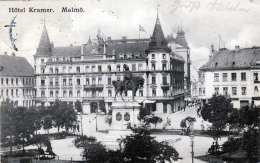 MALMÖ - Hotel Kramer, Gel.1912 - Schweden