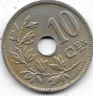 10 Centimes 1925 FL - 1909-1934: Albert I