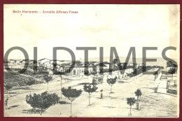 BELO HORIZONTE - AVENIDA AFONSO PENA - 1910 PC - Belo Horizonte