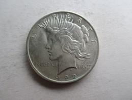 VS 1 Dollar, 1922 Liberty Dollar - Émissions Fédérales