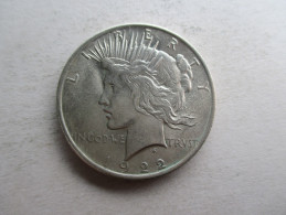 VS 1 Dollar, 1922 Liberty Dollar - Federal Issues