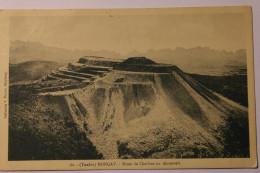 CPA Tonkin Hongay Mines De Charbon En Decouvert - Mu - Vietnam