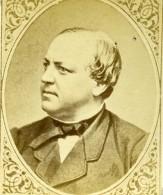 France Acteur ? LACHAUD Ancienne CDV Photo Figaro Album 1875 - Photographs