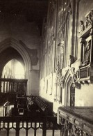 Royaume Uni Stratford On Avon Eglise De La Sainte Trinité Ancienne CDV Photo 1865