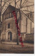16 -  NERCILLAC - L' EGLISE  STYLE ROMAN - VOUTES EN BRIQUES - France